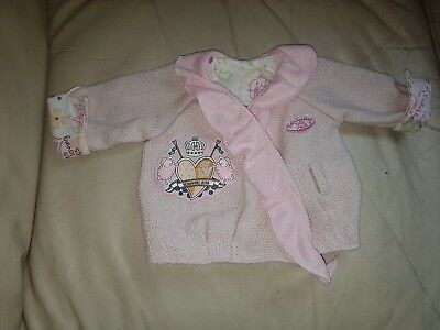 baby annabell clothes jacket