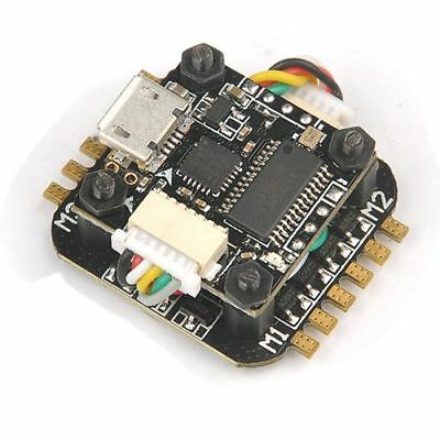 Super_S Micro F3 Flight Control W/ OSD With 4-in-1 Speed Control DSHOT600 ESC