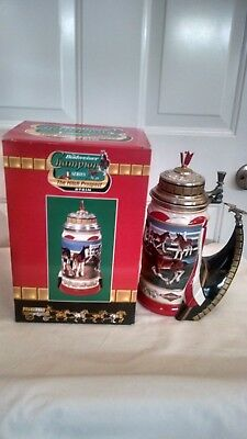 An Anheuser-Busch 2000 'The Hitch Prospect Stein #03435 1st in Series (W COA).