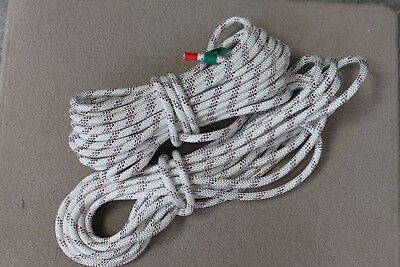 11mm LSK Low Stretch Abseiling  / Climbing Rope 17m &11m NEW