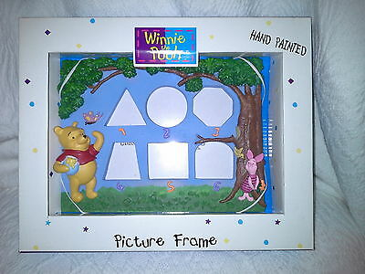 Winnie the Pooh 6 picture frame