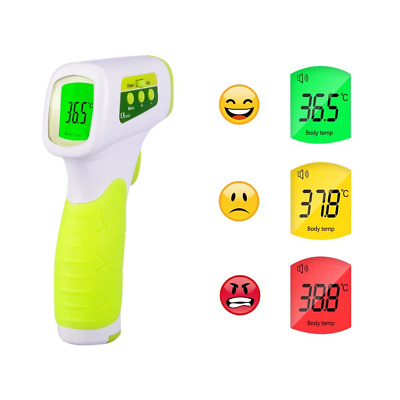 TKLOVIN Forehead Thermometer Digital Thermometers for Baby and Adults, Fever War