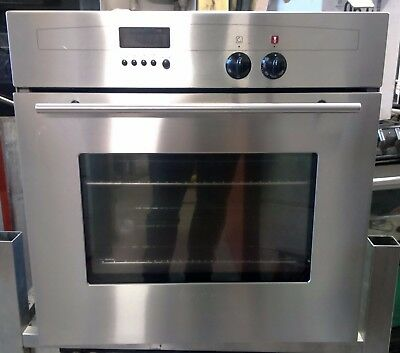 Neff B1320N0GB Series 1 Circotherm Electric Single Oven In Stainless Steel