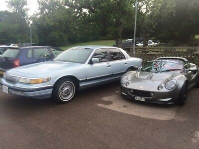 1992 Mercury Grand Marquis 4.6V8 (same lump as the Ford Mustang)