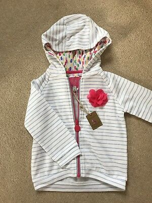Joules Girls Jacket 18-24 Months BNWT