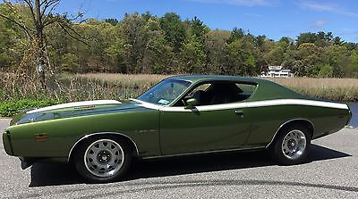 "1971 Dodge Charger  1971 Dodge Charger ""500"" Automatic, 383 Magnum w/ 4bbl, RARE-FULL RESTORATION !!"