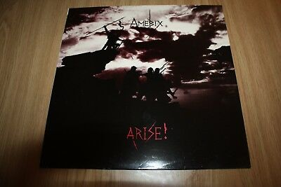 Amebix - Arise -   - 1985 - Uk Issue + Insert - Very Good++