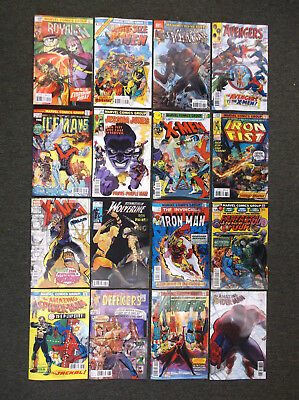 Marvel Legacy LH Lenticular Homage 3D Set of 29 Mint Comic Issues