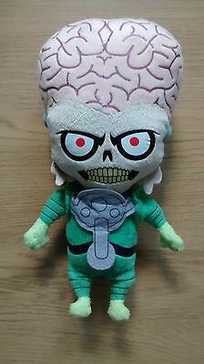 Mars Attacks, film Alien toy plush doll.