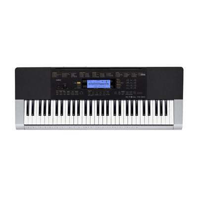 Casio Ctk-4400 Digitales Keyboard Synthesizer E-Piano 61 Tasten Usb + Netzteil