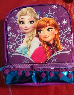 Disney Frozen Insulated Dual Compartment Lunch Bag