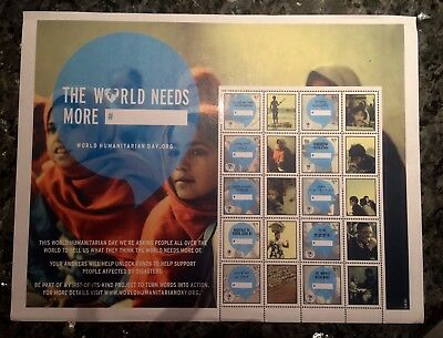 2013 FEUILLE (SHEET) 10 TIMBRES NATIONS UNIES (UNITED NATIONS) Neuf **