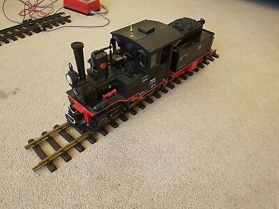 LGB 2015 D Steam Locomotive Boxed G Scale