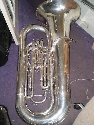 Tuba 3 valve BBb Imperial compensating tuba by Boosey & Hawkes