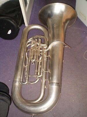 Tuba 3 valve BBb compensating  Imperial Tuba by Boosey & Hawkes 1981