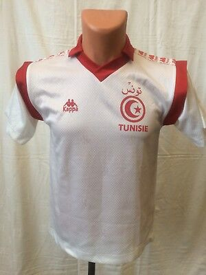 Maillot Foot Tunisie Ancien Taille S