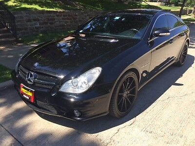2006 Mercedes-Benz CLS-Class AMG 2006 Mercedes CLS55 AMG  Well Maintained Clean Texas Car    5.5 Supercharged  V8