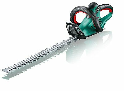 Bosch AHS 60-26 Electric Hedge Cutter, 600mm Blade, 26mm Tooth Opening, Semi-Pro