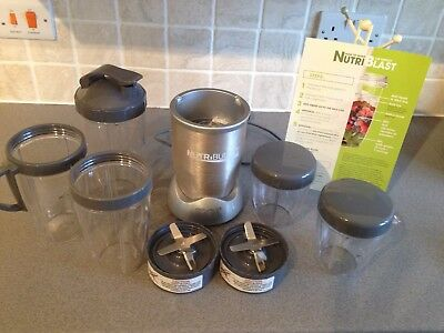 Nutribullet Pro 900 Juicer Blender - Champagne/Gold