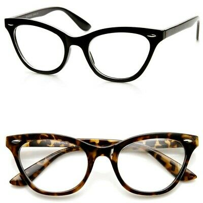 Occhiali neutri KISS® CAT EYE mod.PIN-UP montatura da vista DONNA vintage nikita
