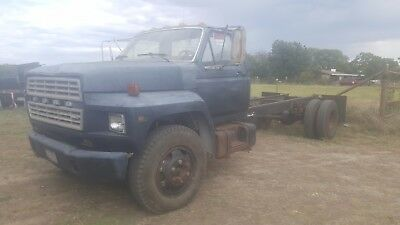 1981 Ford f-700