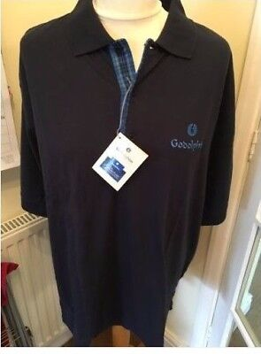 Godolphin Polo Shirt Horse Racing Brand New With Tags Rare Large