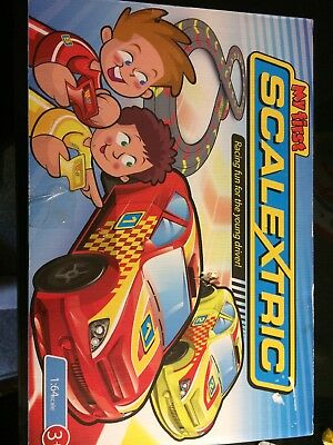My First Scalextric all boxed RRP £30