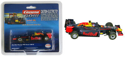 Carrera 64087 Red Bull RB12F1, Max Verstappen, 1/43 scale