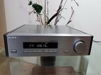Sony Stereo  Fm/am Tuner  St-S1