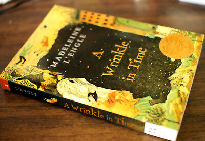 A Wrinkle in Time (Time Quintet) by Madeleine L'Engle - (Paperback)
