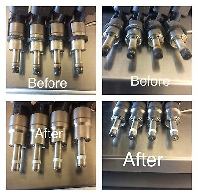 Petrol Fuel Injector Cleaning, Testing And Servicing... 24hour Turnaround