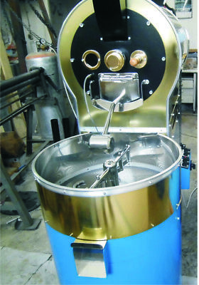 Akaneks 2014 COMMERCIAL COFFEE BEAN ROASTER 10 kilos 22 lbs