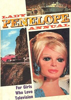 Lady Penelope Comics - 1966 - Dvd Rom Collection