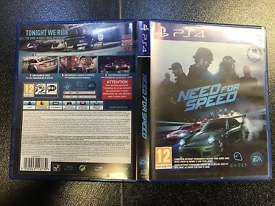 PS4 - Need for Speed - SONY Playstation 4