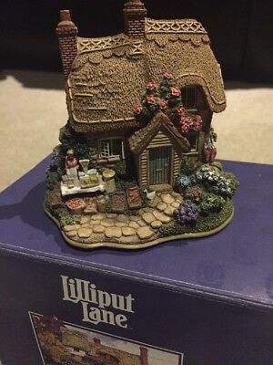 Lilliput Lane - Fresh Today Cottage