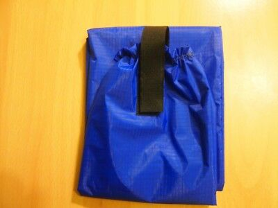 Waterproof Ripstop Rugless Tail Bag Horse Cob Pony or Mini ROYAL BLUE