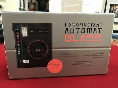 Lomography Lomo Instant Automat Glass Magellan Camera - NEW IN BOX MINT