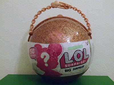 NEW L.O.L. Surprise! BIG SURPRISE *LIMITED EDITION* LOL - BRAND NEW & SEALED