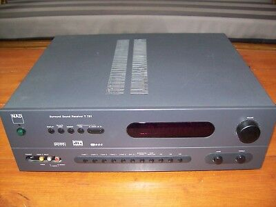 NAD T 751 Surround Sound Receiver