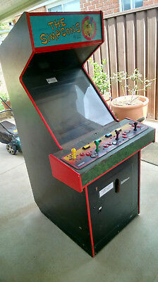 Project arcade cabinet