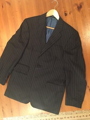 Men's Wool Suit From Next Uk