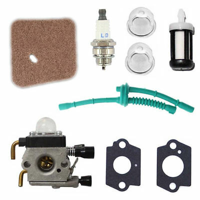 Carburetor for STIHL FS38 FS45 FS46 FS55 KM55 FS85 Air Fuel filter Gasket Carb