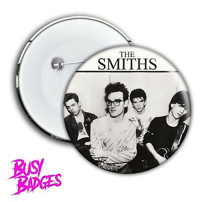 THE SMITHS BAND Badges & Magnets - Morrissey Charming Man Johnny Marr Rourke NEW