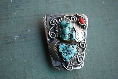 Silver Bolo Turquoise Corral