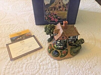 Lilliput Lane Medway Manor With Box And Deed