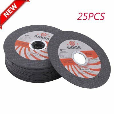 "25PCS 4-1/2""x.040""x7/8"" Cut-off Wheel - Metal & Stainless Steel Cutting Discs A8"