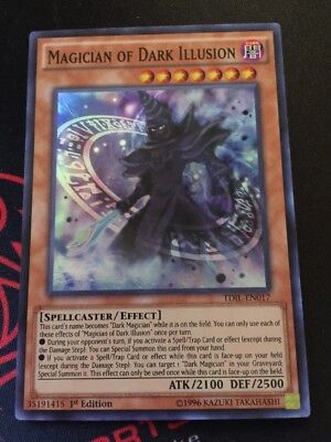 Magician Of Dark Illusion TDIL-en017 NM