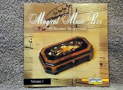 Magical Music Box - Vol. 1  Various Artists - Gently Used Cd