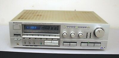 Awesome Kenwood KR-850 Stereo Receiver - Vintage TOTL 1982 Excellent Condition!