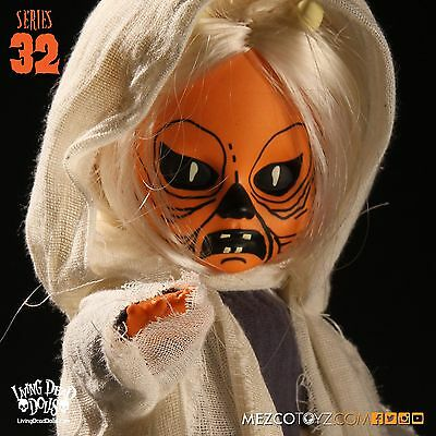 Mezco Living Dead Dolls Serie 32 Demon Ghost Action Abbildung Horror Neu